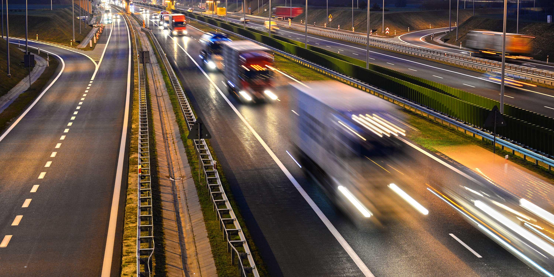 Logistik Gafahrgut ADR-Transporte