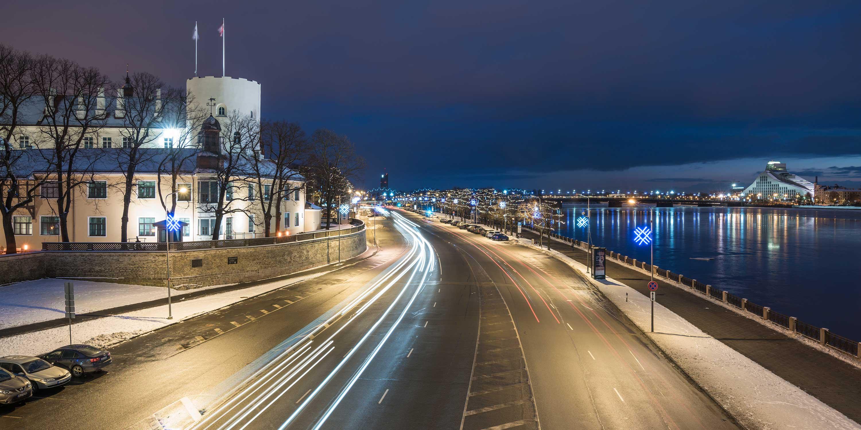 Lettland Estland Litauen Baltikum Transporte Spedition
